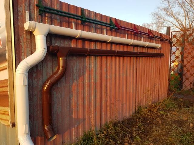 Водосточные системы как сделать своими руками на листогибочных станках СКС Мастер